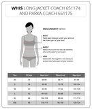 TIJDELIJK UITVERKOCHT - WHIS Long Jacket Coach_
